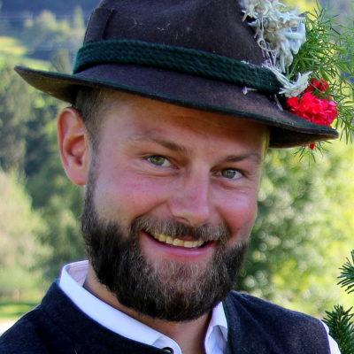 Andreas Knapp, Weerberg, Obmann Bergschafzuchtverein Weerberg