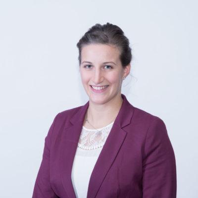 Christine Gufler, Mutters, Sekretärin