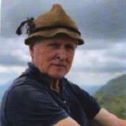 Josef Krall, Westendorf, Obmann Walliser Schwarznasenzuchtverein Tirol
