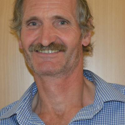 Josef Mühlbacher, Kitzbühel, Landesobmann Tiroler Ziegenzuchtverband und Landwirt