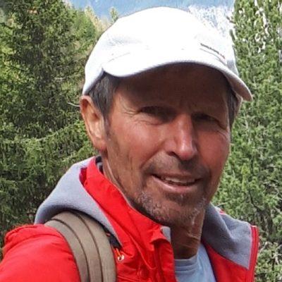 Josef Praxmarer, Haiming, Schafzüchter