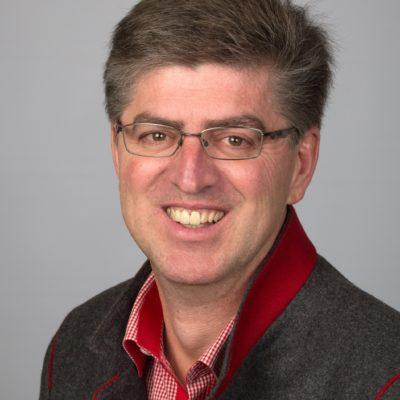 Stefan Brugger, Sölden, Angestellter und Schafbauer