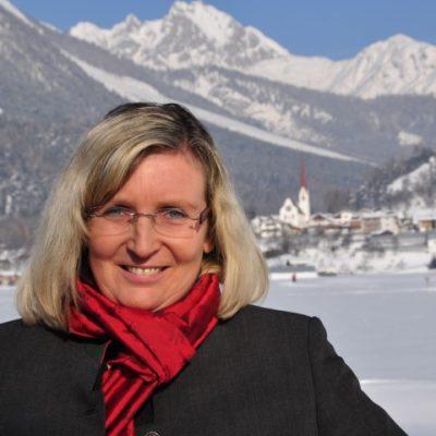 Susanne Waibl, Tarrenz, Kassier SZV Nassereith