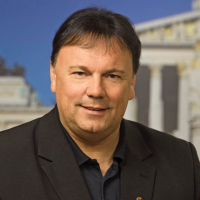 Dr. Andreas Köll, Matrei in Osttirol, Geschäftsführer und Bürgermeister