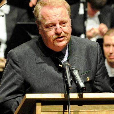 Georg Aicher-Hechenberger, Erl, Bürgermeister Gemeinde Erl