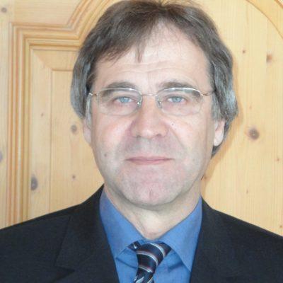 Gottfried Ginther, Vorderhornbach, Bürgermeister Gemeinde Vorderhornbach