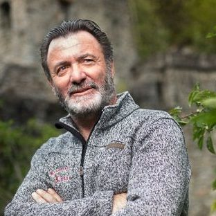 Manfred Huber, Assling, Gemeindewaldaufseher