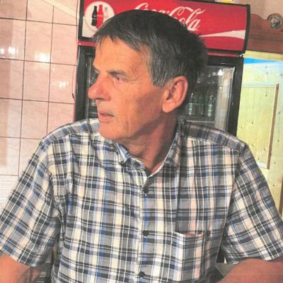 Paul Fankhauser, Gerlosberg, Gast- und Landwirt