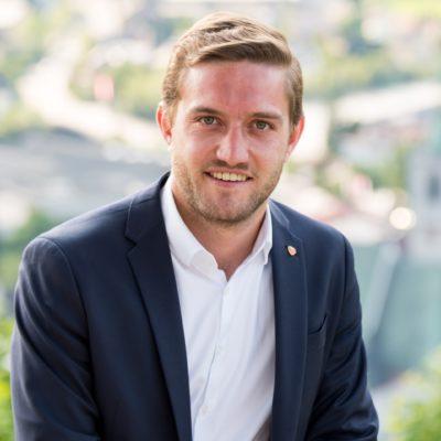 Dominik Mainusch, Fügen, Bürgermeister