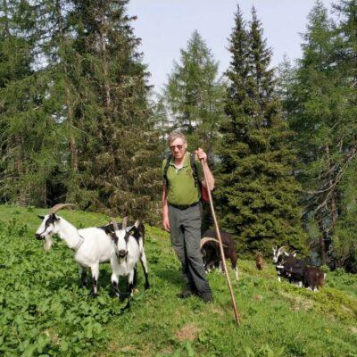 Johann Guem, Flirsch, Landwirt
